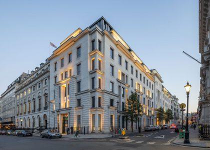 Cleveland House, King Street, St James's, London