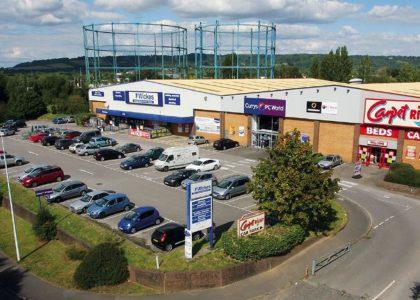 Otford Retail Park, Sevenoaks